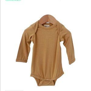 SPEARMINTLOVE Long sleeve bodysuit